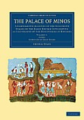The Palace of Minos: Volume 5, Index Volume