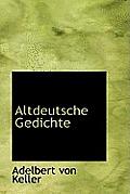 Altdeutsche Gedichte