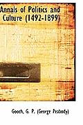 Annals of Politics and Culture (1492-1899)