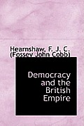 Democracy and the British Empire