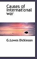 Causes of International War