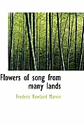 Flowers of Song from Many Lands