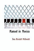 Manuel in Mexico