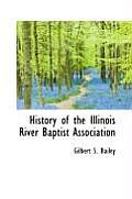 History of the Illinois River Baptist Association