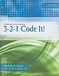 3-2-1 Code It! - Workbook (3RD 12 - Old Edition)