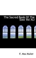 The Sacred Book of the East Vol XLI