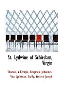 St. Lydwine of Schiedam, Virgin
