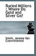 Buried Millions: Where Do Gold and Silver Go?