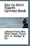 Key to Ahn's Fourth German Book