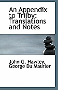 An Appendix to Trilby: Translations and Notes