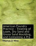 American Foundry Practice: Treating of Loam, Dry Sand and Green Sand Moulding, and Containing a Pra