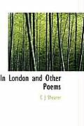 In London and Other Poems
