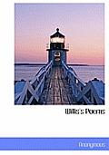 Willis's Poems