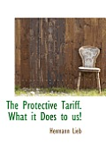 The Protective Tariff. What It Does to Us!
