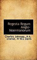 Regesta Regum Anglo-Noermanorum