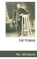 For France