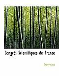 Congr?'s Scientifiques de France