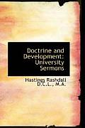Doctrine and Development: University Sermons