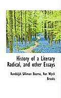 History of a Literary Radical, and Other Essays