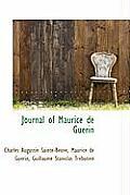 Journal of Maurice de Gu Rin