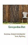 Correspondenz-Blatt