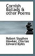 Cornish Ballads & Other Poems