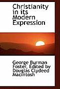 Christianity in Its Modern Expression