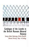 Catalogue of the Lizards in the British Museum (Natural History)