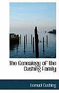 The Genealogy of the Cushing Family