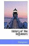 History of the Regulators