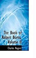 The Book of Robert Burns, Volume II