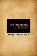 The Philosophy of Religion