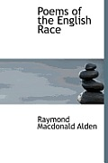 Poems of the English Race
