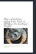 Notes and Collections Relating to the Parish of Aldridge in the Country of Stafford
