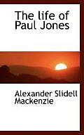 The Life of Paul Jones
