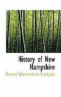 History of New Hampshire