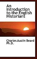 An Introduction to the English Historians