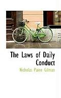The Laws of Daily Conduct