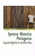 Syntaxe Historica Portuguesa