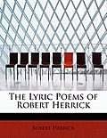 The Lyric Poems of Robert Herrick