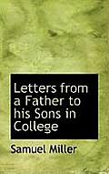 Letters from a Father to His Sons in College