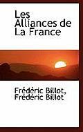 Les Alliances de La France