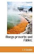 Mongo Proverbs and Fables;
