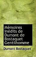 M Moires in Dits de Dumont de Bostaquet Gentilhomme