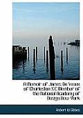 A Memoir of James de Veaux of Charleston S.C Member of the National Academy of Design New-York