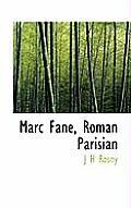 Marc Fane, Roman Parisian