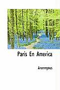 Paris En Am Rica