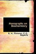 Monographs on Biochemistry