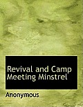 Revival and Camp Meeting Minstrel