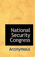 National Security Congress